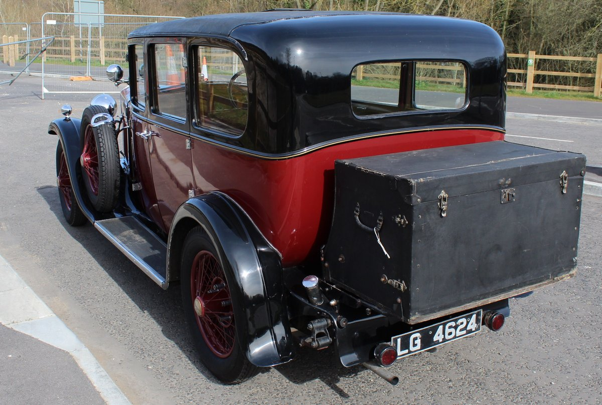 1930 Humber 16/50 Saloon Exception Condition  For Sale (picture 3 of 6)