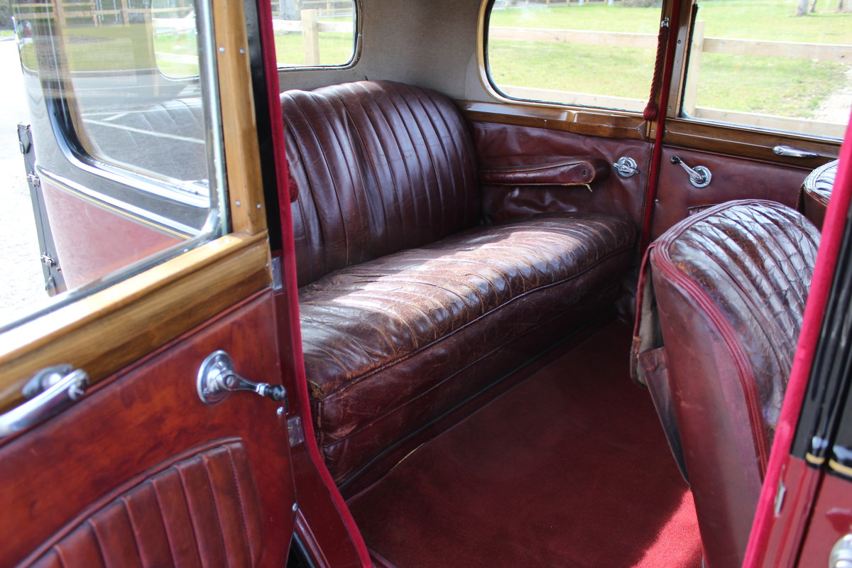 1930 Humber 16/50 Saloon Exception Condition  For Sale (picture 4 of 6)