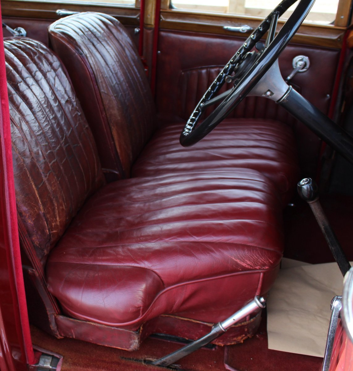 1930 Humber 16/50 Saloon Exception Condition  For Sale (picture 5 of 6)