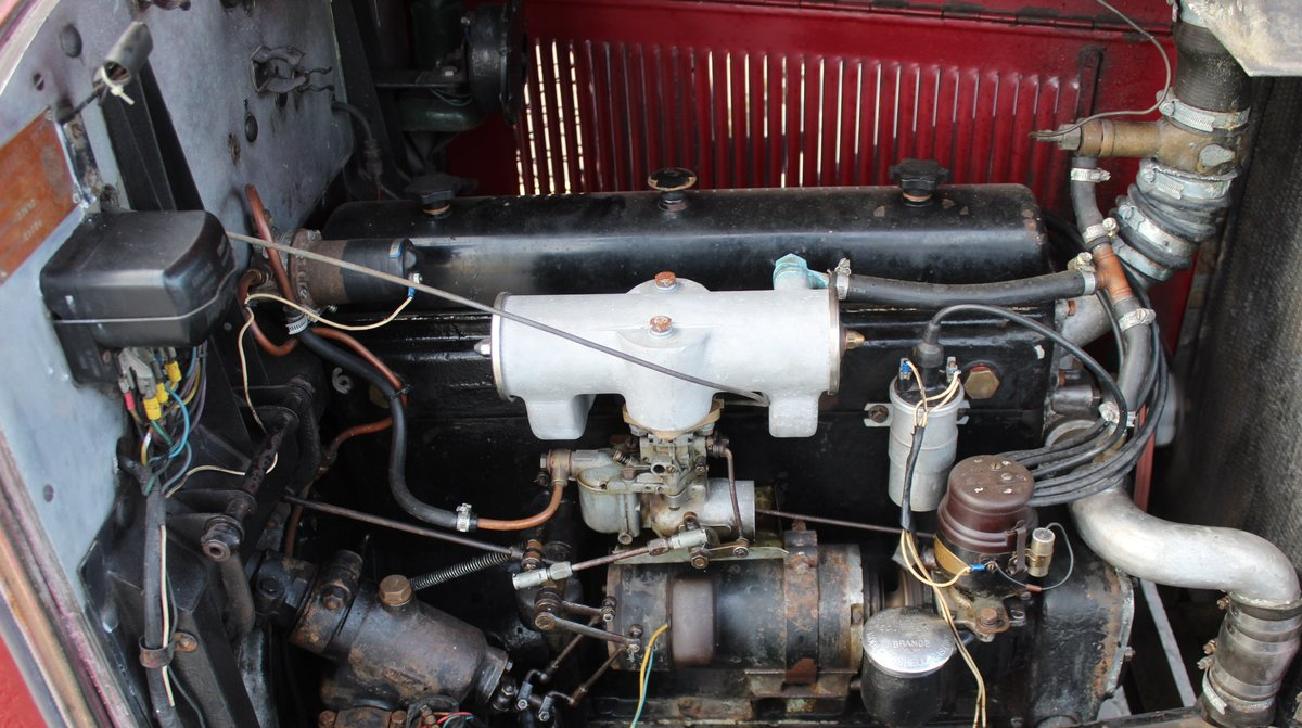 1930 Humber 16/50 Saloon Exception Condition  For Sale (picture 6 of 6)