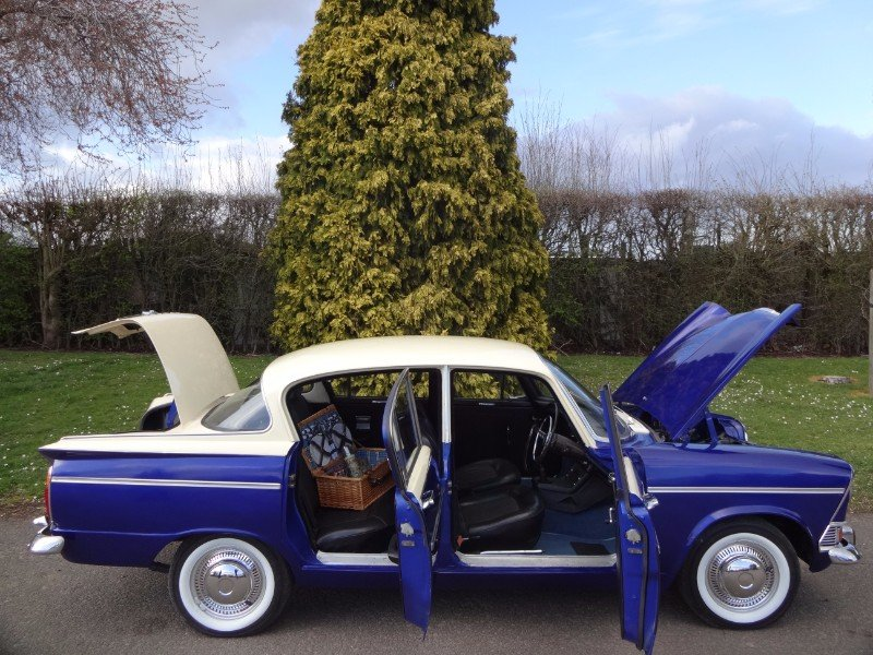 1961 Humber sceptre series 1 For Sale (picture 2 of 6)