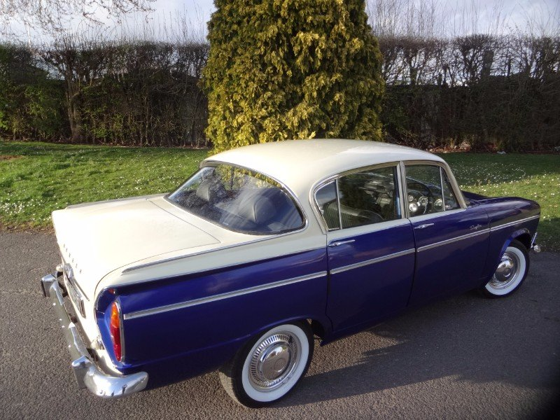 1961 Humber sceptre series 1 For Sale (picture 3 of 6)