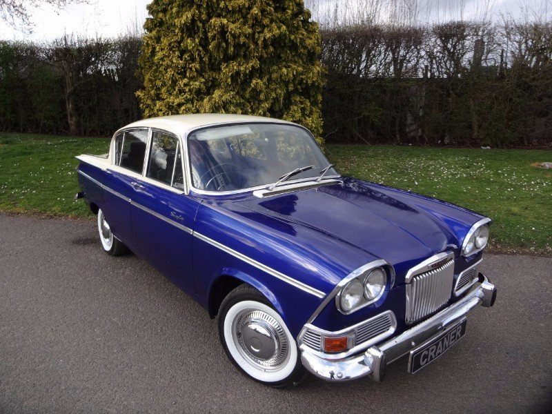 1961 Humber sceptre series 1 SOLD (picture 1 of 6)