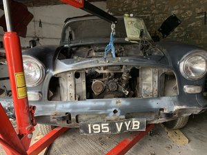 1963 Humber Hawk Series 4 For Sale