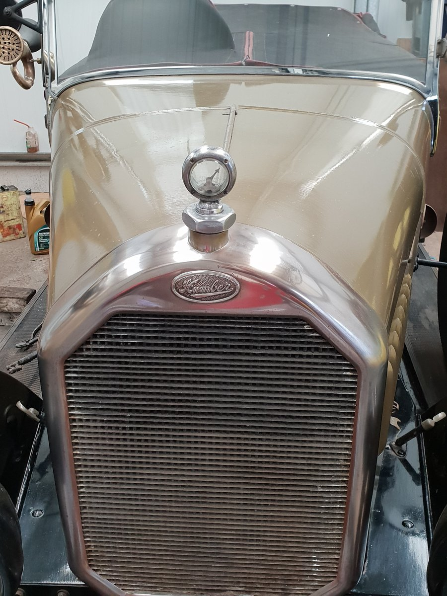 1928 9/20 Humber Tourer For Sale (picture 4 of 6)