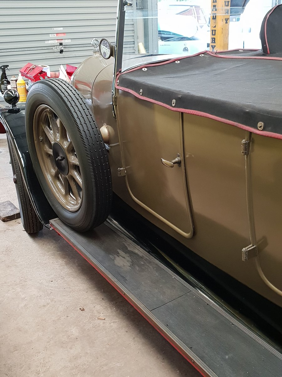 1928 9/20 Humber Tourer For Sale (picture 5 of 6)