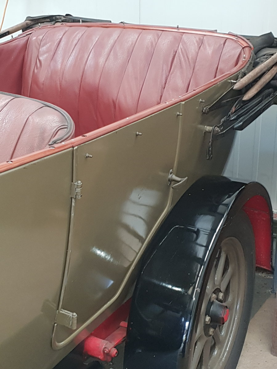 1928 9/20 Humber Tourer For Sale (picture 6 of 6)