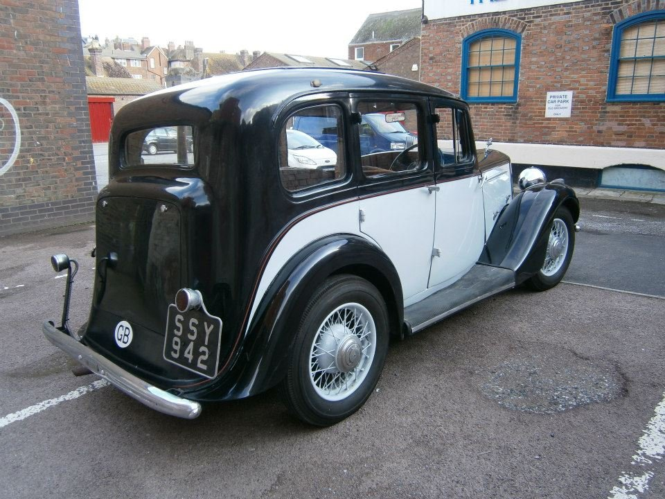 1936 Humber 12 For Sale, Fully Restored For Sale (picture 1 of 6)