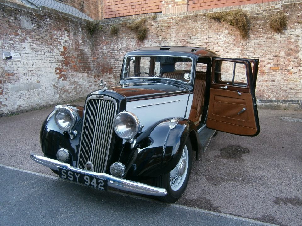 1936 Humber 12 For Sale, Fully Restored For Sale (picture 2 of 6)