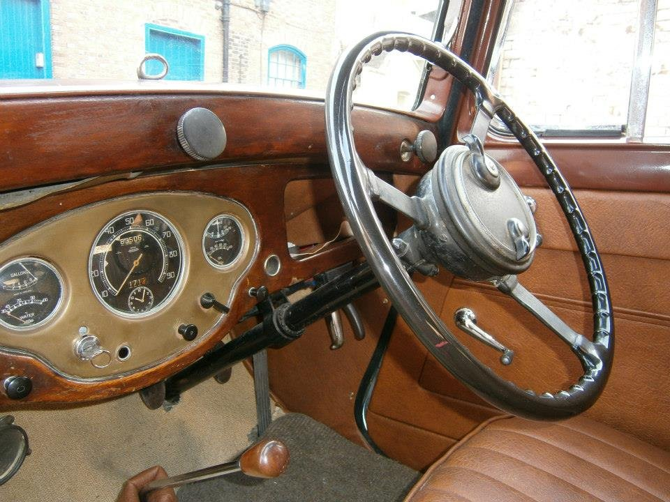 1936 Humber 12 For Sale, Fully Restored For Sale (picture 3 of 6)