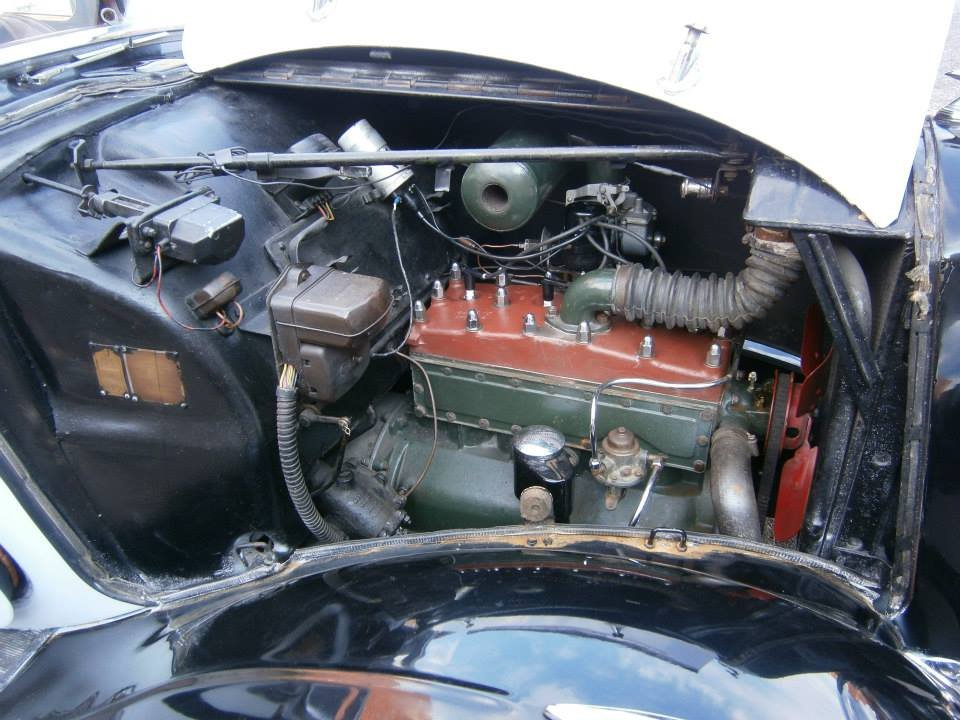 1936 Humber 12 For Sale, Fully Restored For Sale (picture 5 of 6)