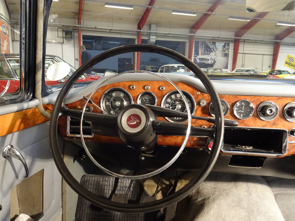1961 Humber Super Snipe Series III For Sale (picture 3 of 6)