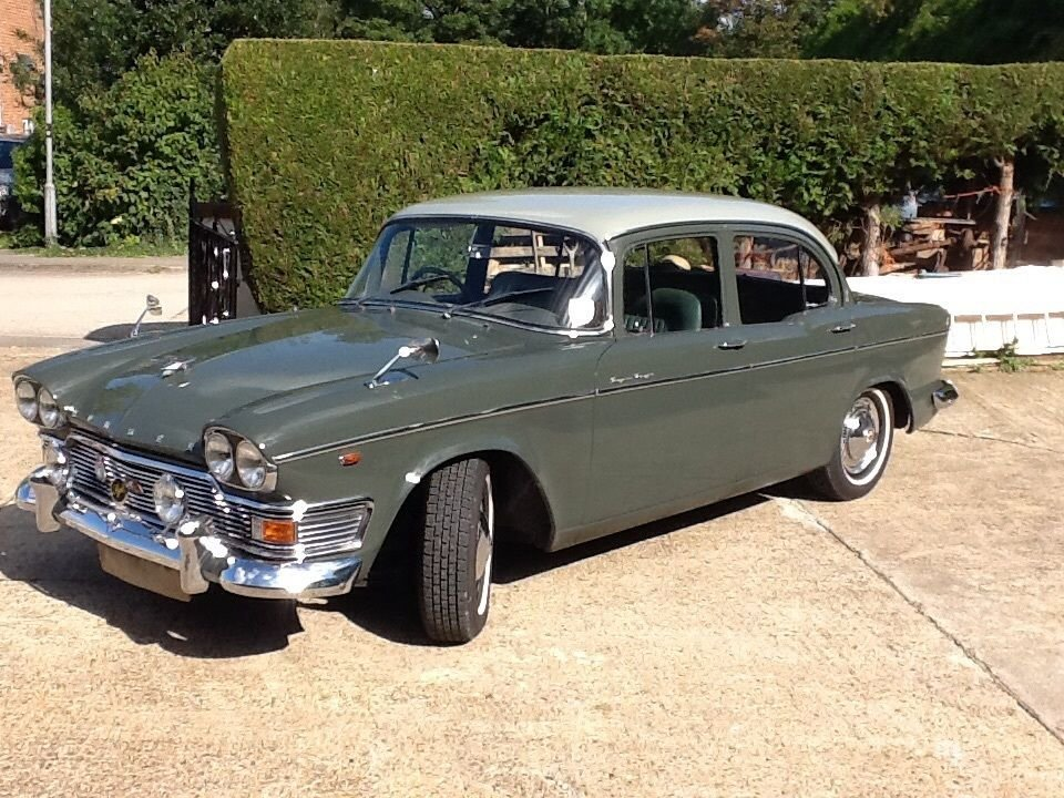 1964 HUMBER SUPER SNIPE SERIES IV For Sale (picture 1 of 6)