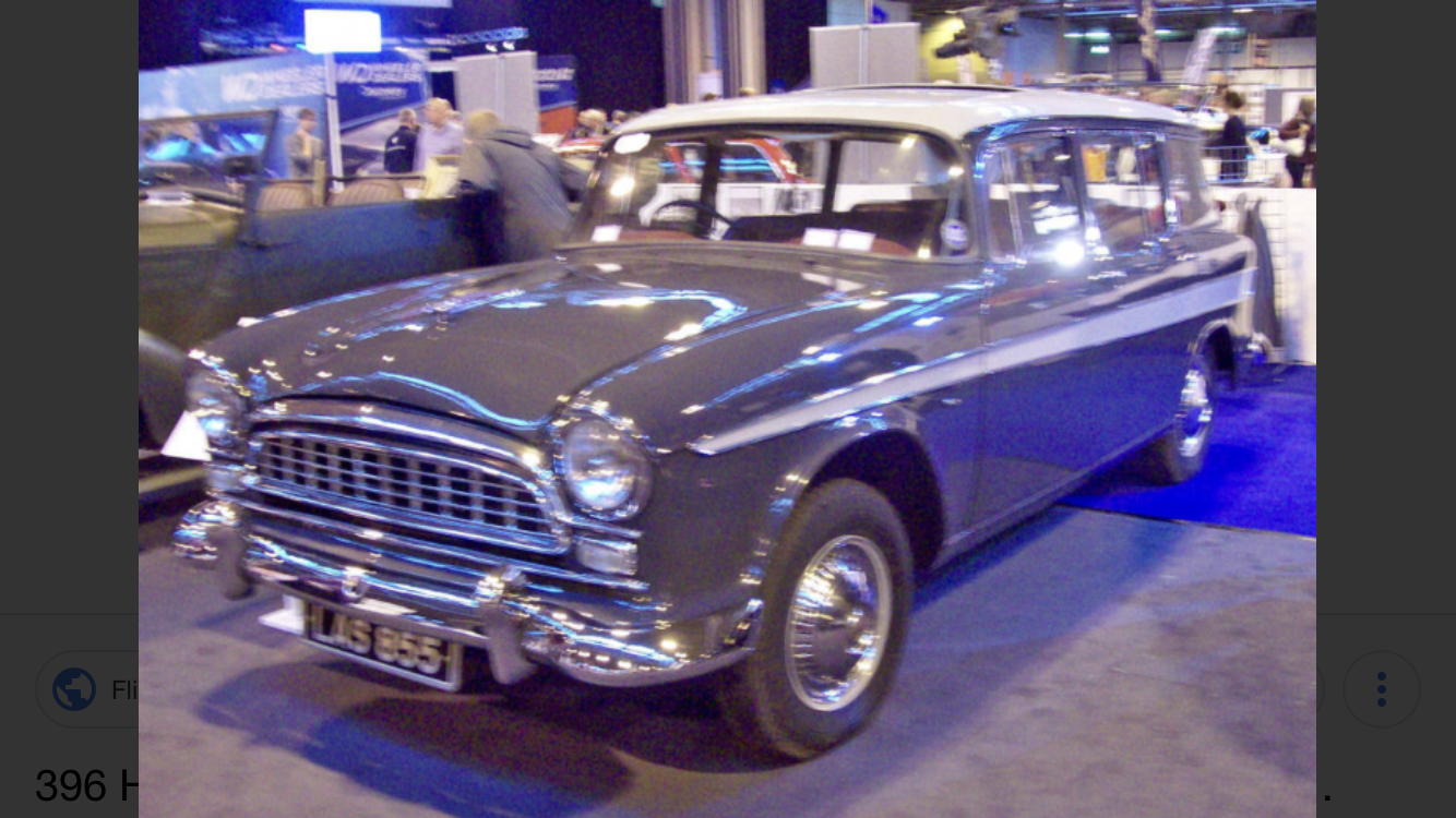 1960 Totally restored rare S2 3 litre SuperSnipeEstate SOLD (picture 1 of 6)