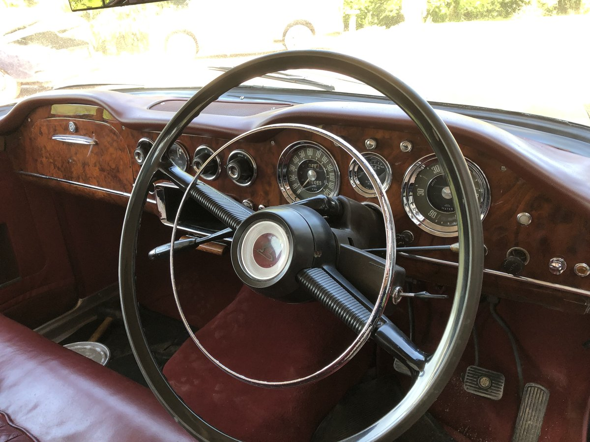 1960 Totally restored rare SuperSnipeEstate For Sale (picture 6 of 6)