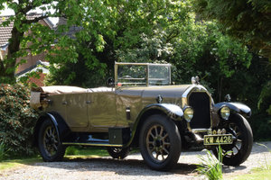 Picture of 1928 Humber 14/40 Tourer SOLD