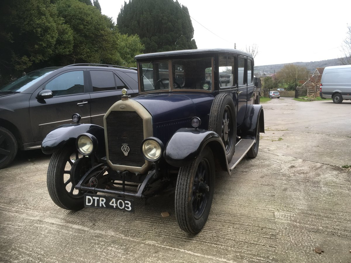 1228 Humber 14/40 1928 For Sale (picture 1 of 6)