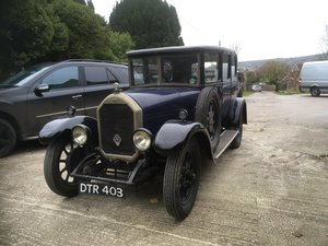 1228 Humber 14/40 1928 For Sale