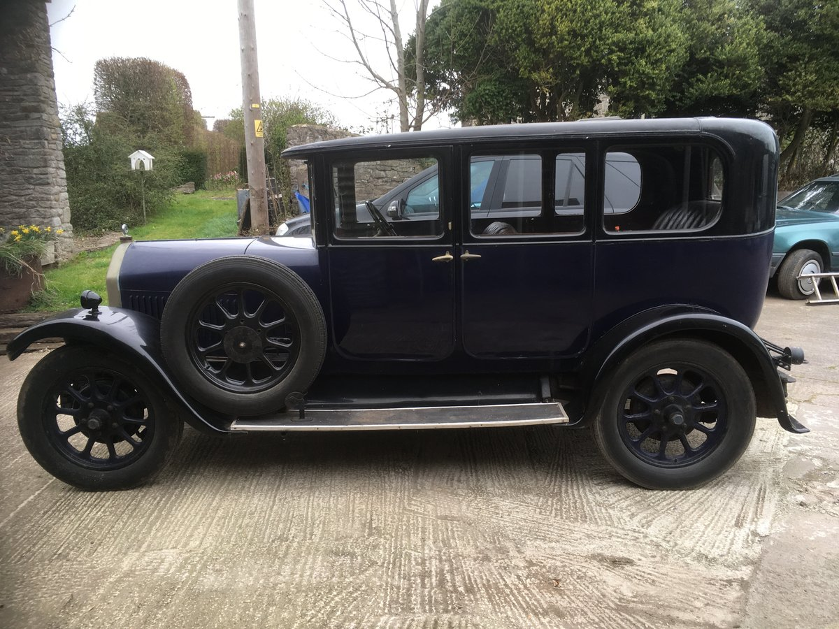 1228 Humber 14/40 1928 For Sale (picture 2 of 6)