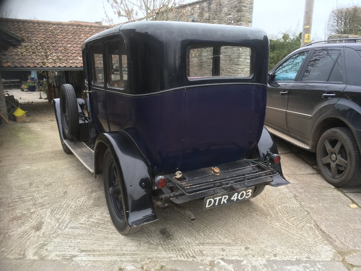 1228 Humber 14/40 1928 For Sale (picture 3 of 6)