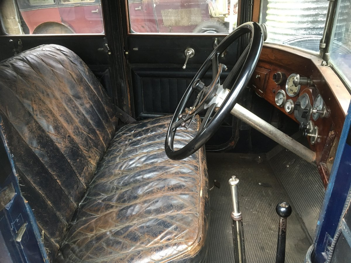 1228 Humber 14/40 1928 For Sale (picture 4 of 6)
