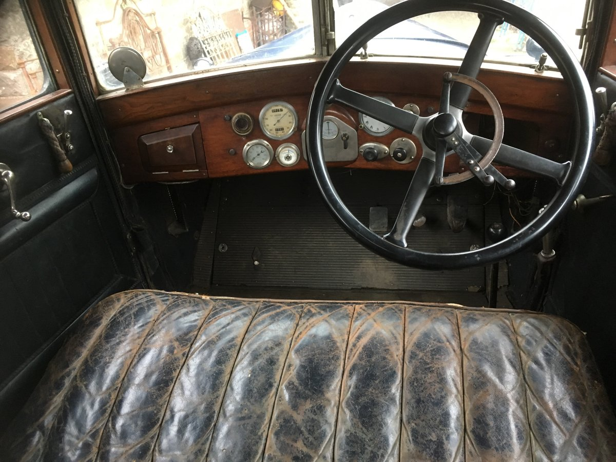 1228 Humber 14/40 1928 For Sale (picture 6 of 6)