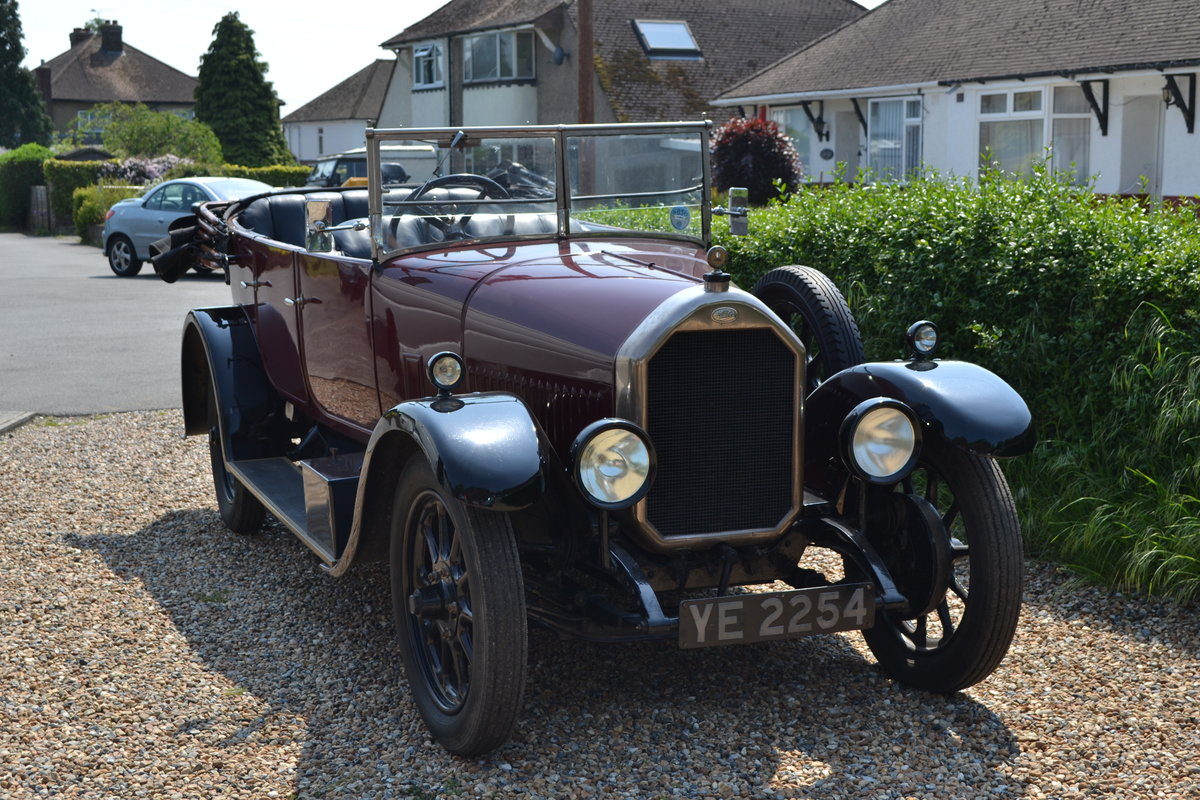 1927 Humber 14/40  For Sale (picture 1 of 6)
