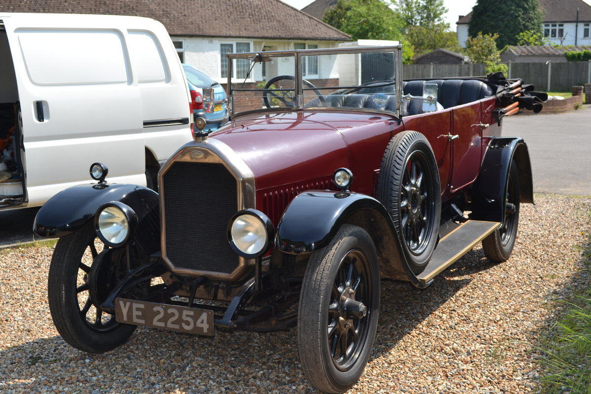 1927 Humber 14/40  For Sale (picture 2 of 6)