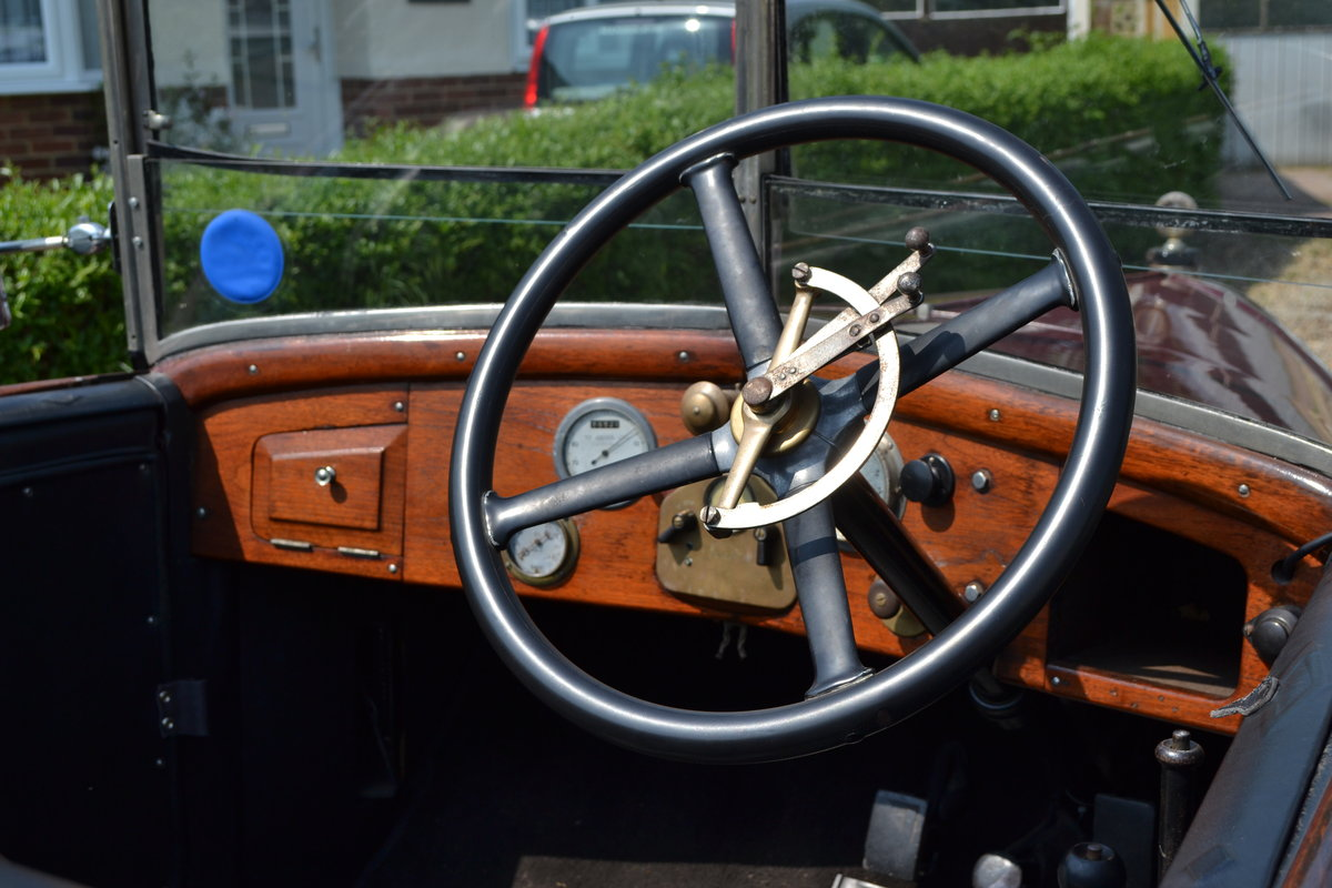1927 Humber 14/40  For Sale (picture 3 of 6)
