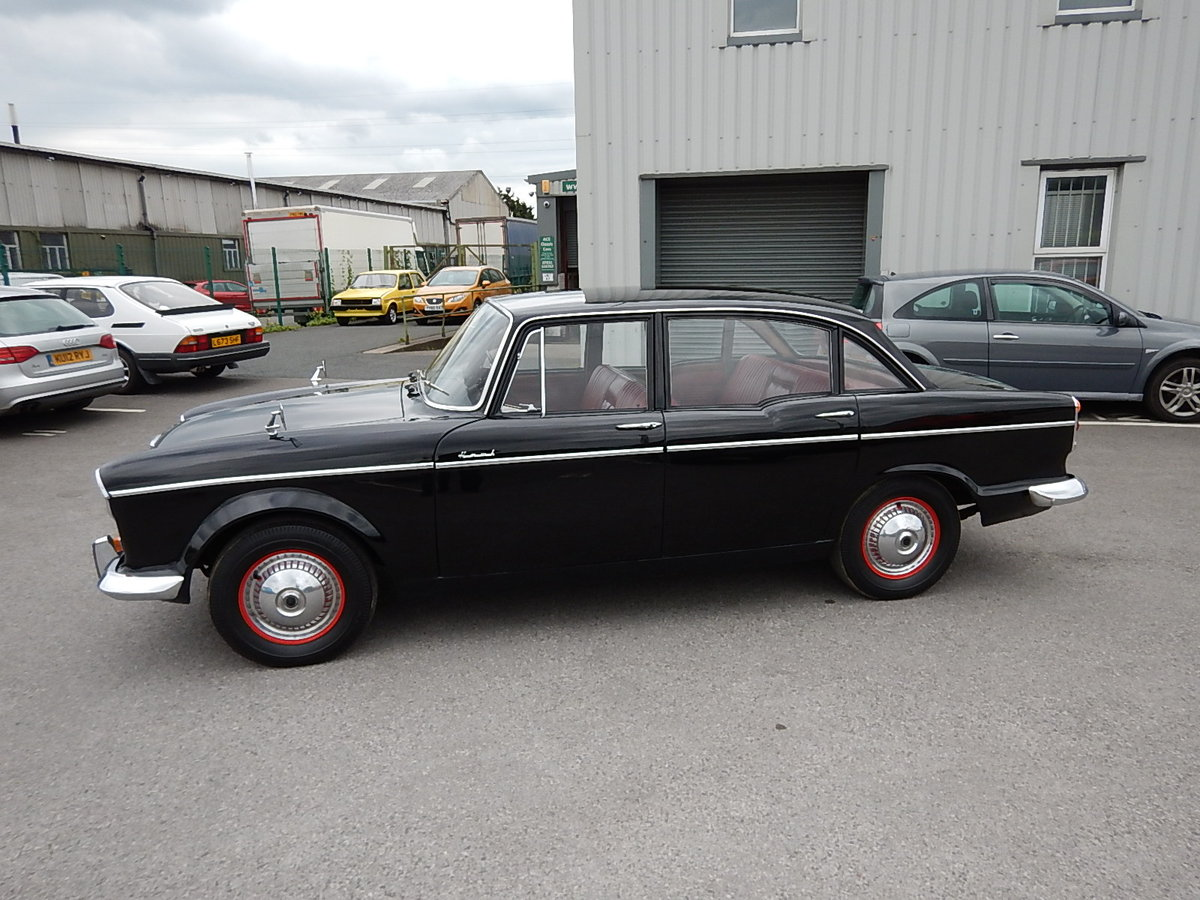 1966 HUMBER HAWK Series IVa Automatic Saloon ~  For Sale (picture 1 of 6)