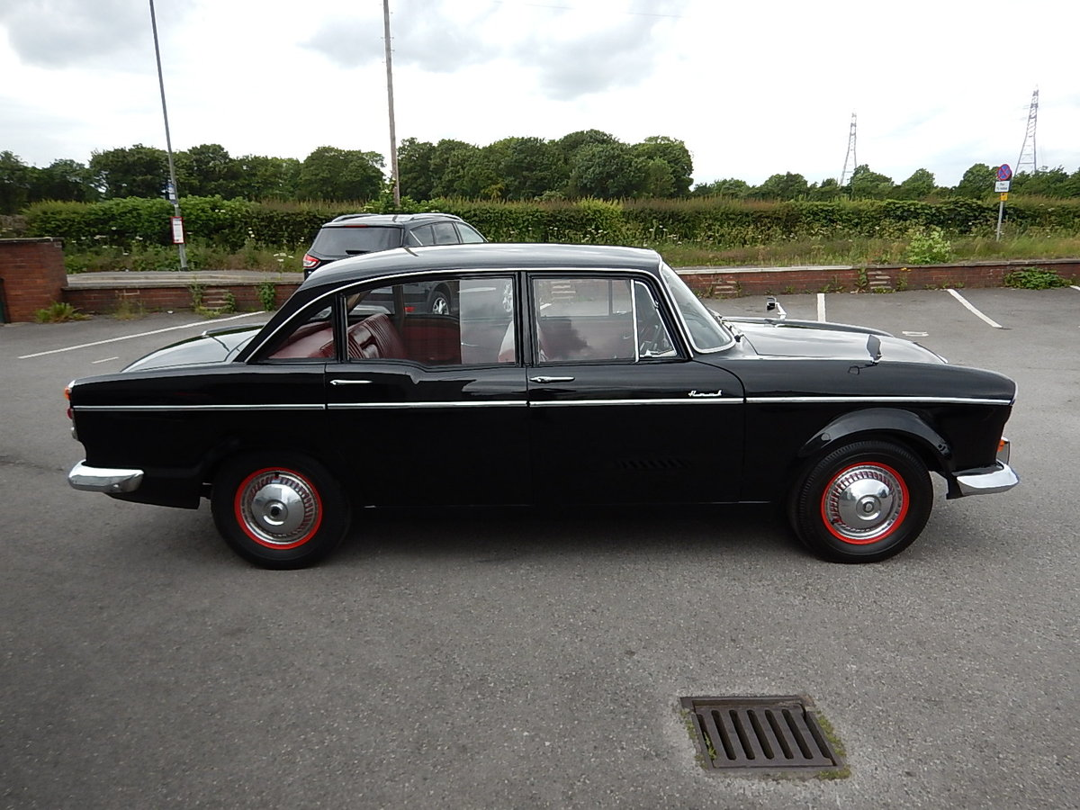 1966 HUMBER HAWK Series IVa Automatic Saloon ~  For Sale (picture 3 of 6)