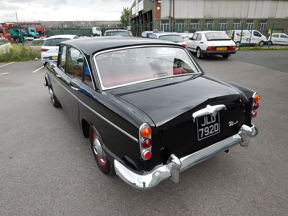 1966 HUMBER HAWK Series IVa Automatic Saloon ~  For Sale (picture 4 of 6)