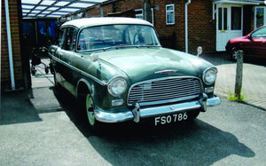 1966 Humber Hawk For Sale by Auction