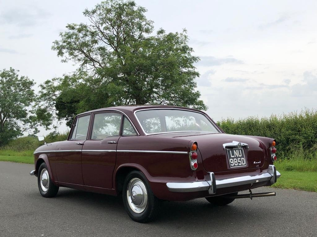 1966 HUMBER HAWK Series VI Automatic Saloon SOLD (picture 4 of 6)