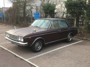1975 Humber Sceptre Mk3 auto For Sale