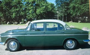 1962 Humber Hawk Series II at Morris Leslie Auction 17th August For Sale by Auction