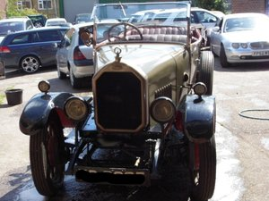 1928 9/20 Humber Tourer For Sale