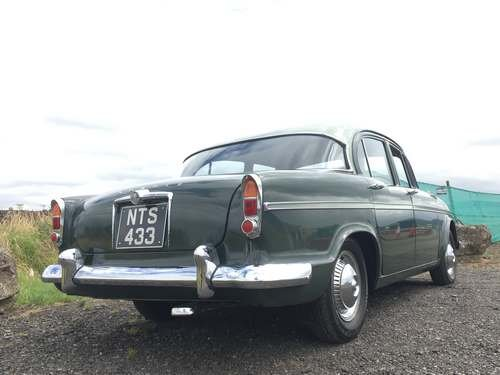 1962 Humber Hawk Series II at Morris Leslie Auction 17th August For Sale by Auction (picture 2 of 6)