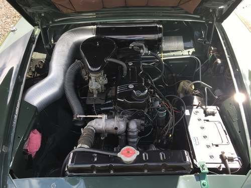 1962 Humber Hawk Series II at Morris Leslie Auction 17th August For Sale by Auction (picture 4 of 6)