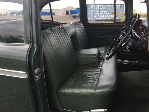1962 Humber Hawk Series II at Morris Leslie Auction 17th August For Sale by Auction (picture 6 of 6)