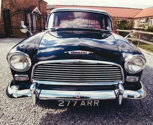 1958 Humber Hawk Series One Low Mileage For Sale