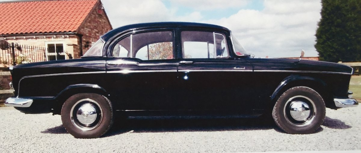 1958 Humber Hawk Series One Low Mileage For Sale (picture 3 of 6)