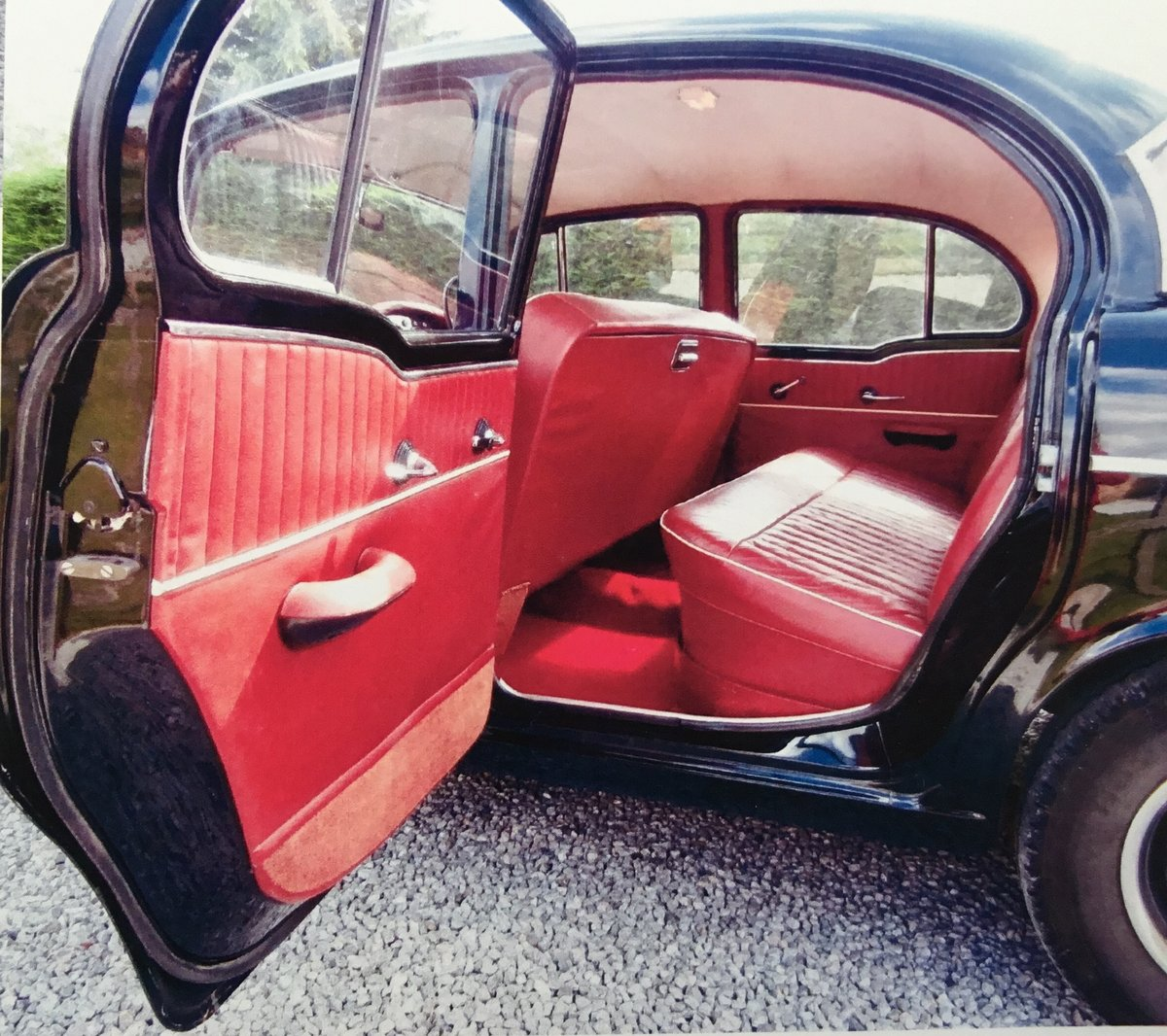 1958 Humber Hawk Series One Low Mileage For Sale (picture 6 of 6)