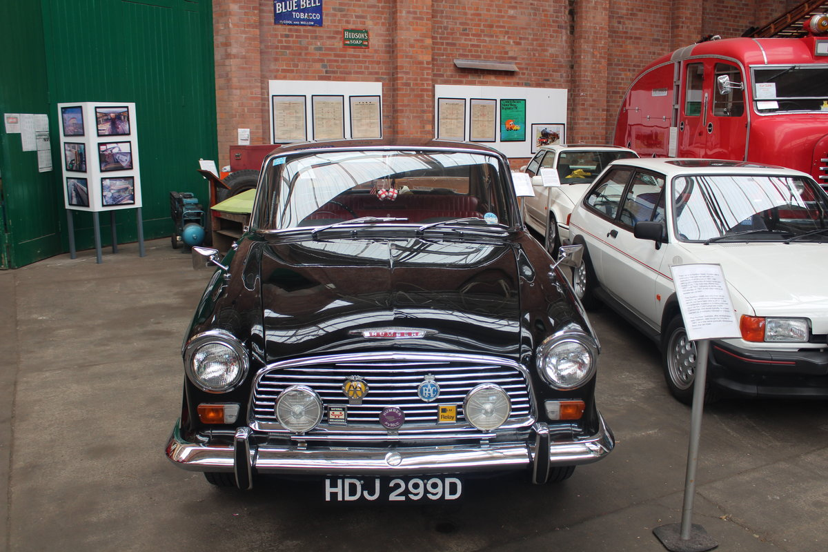 1966 Humber Hawk  For Sale (picture 1 of 6)