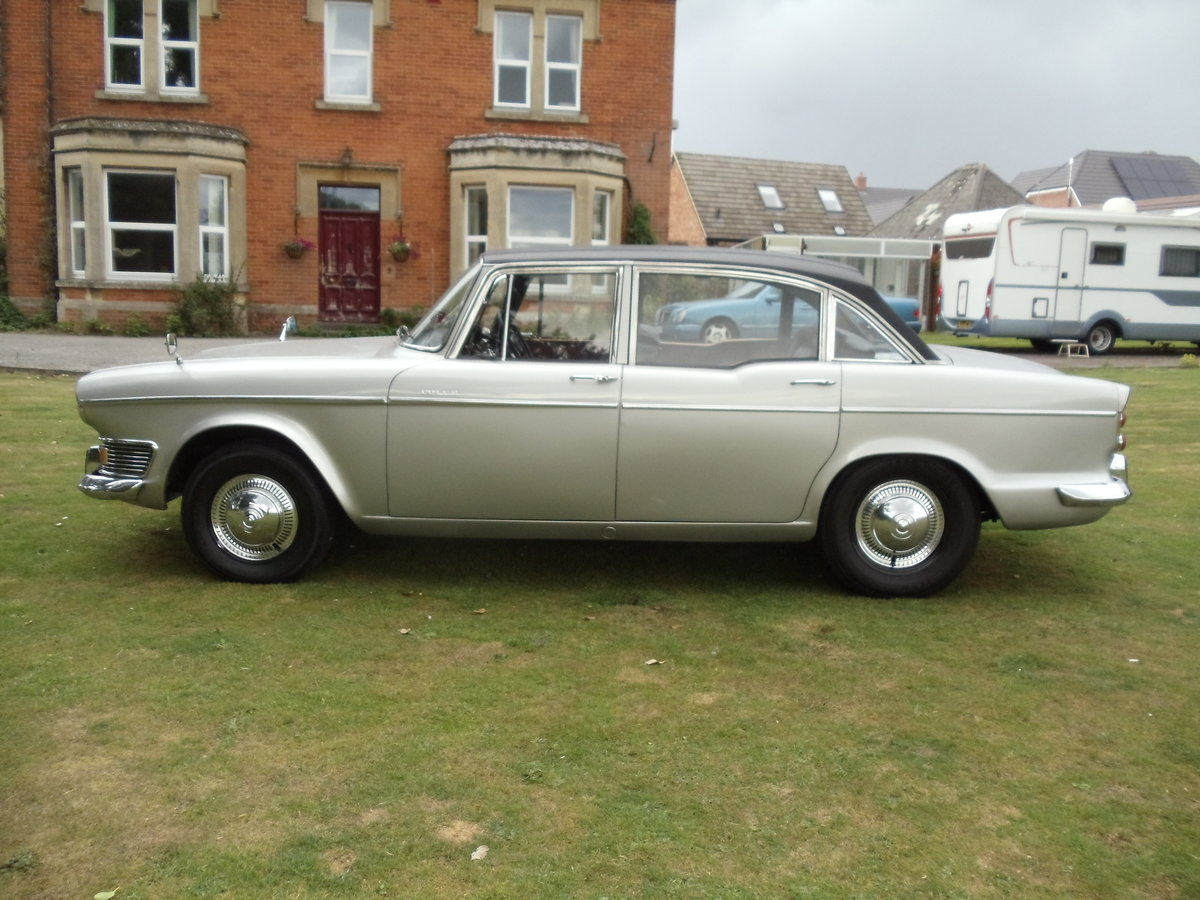 1967 Humber imperial  SOLD (picture 2 of 6)