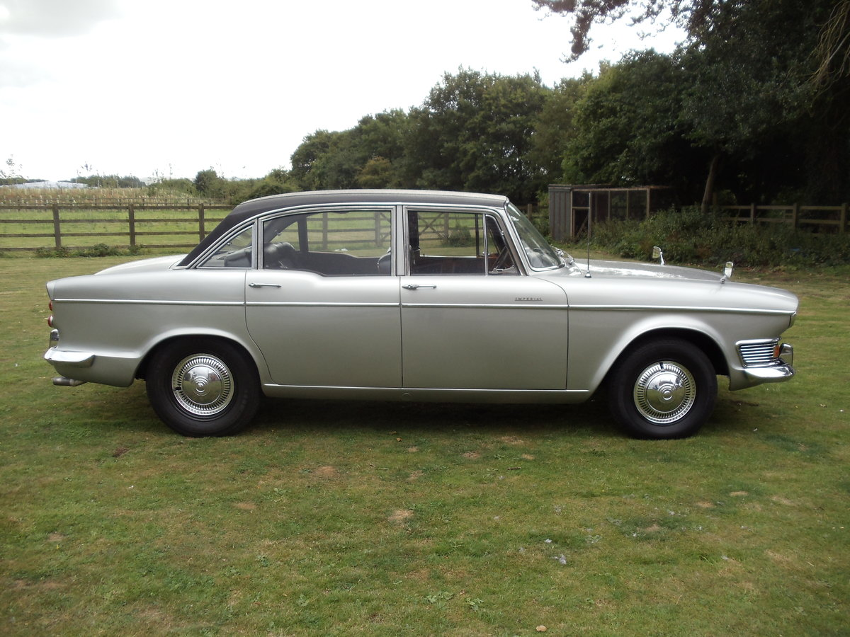 1967 Humber imperial  SOLD (picture 4 of 6)