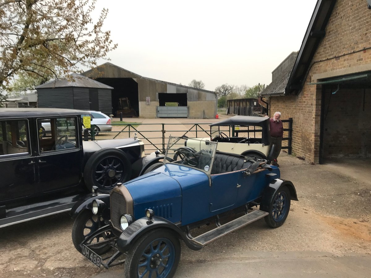 1926 Humber 9/20 2 seater and dickey For Sale (picture 6 of 6)