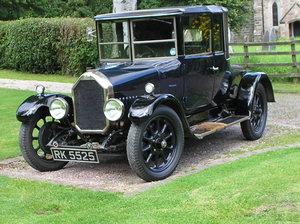 VINTAGE 1926 HUMBER 12/25 DROPHEAD 3/4 COUPE, RARE SURVIVOR For Sale