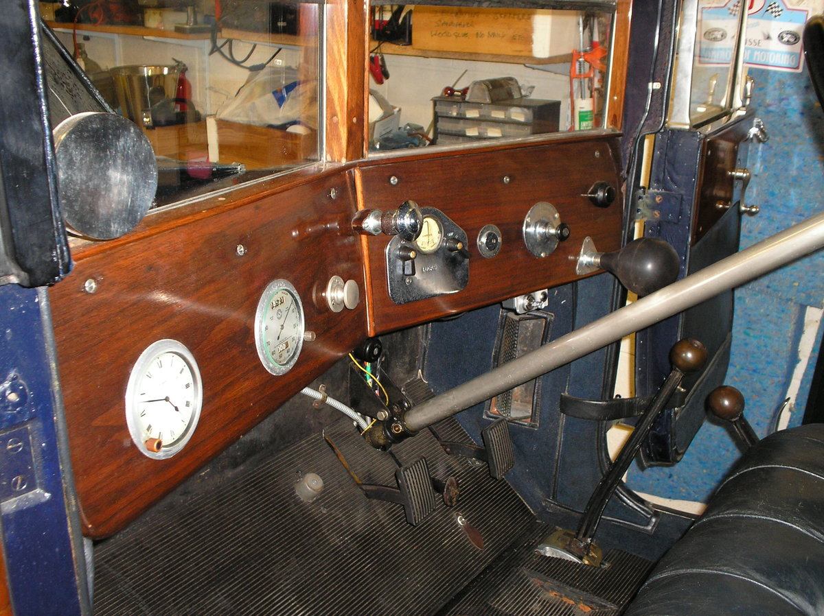 VINTAGE 1926 HUMBER 12/25 DROPHEAD 3/4 COUPE, RARE SURVIVOR For Sale (picture 6 of 6)