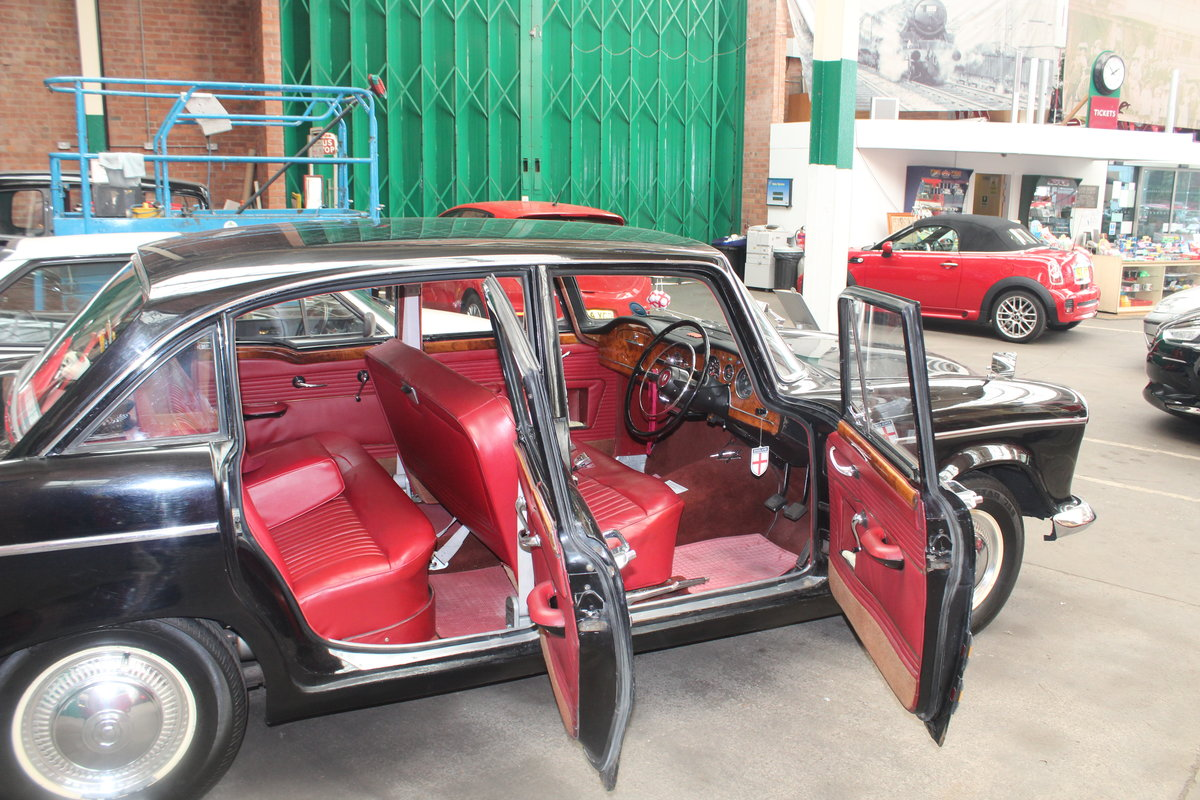 1966 Humber Hawk  For Sale (picture 3 of 6)